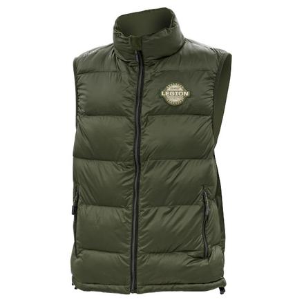 MAD Bivvy Zone Thermo Lite Vest Green (Verkrijgbaar in maat M t/m XXXL)