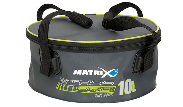 Matrix Ethos Pro EVA Groundbait Bowl with Lid & Handles (meerdere opties)