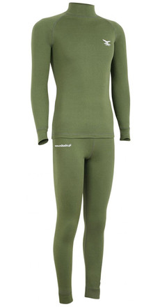 Mikado Thermoactive Underwear Set Green (meerdere maten)