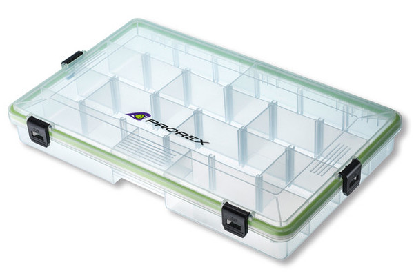 Daiwa Prorex Sealed Tacklebox (Keuze uit 3 opties) - Large
