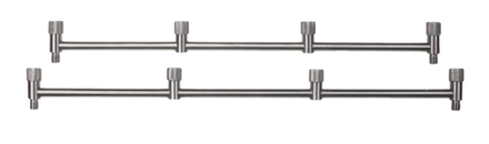 MAD 2 Slim Buzzerbars Goal Post - Stainless - 4 Rods