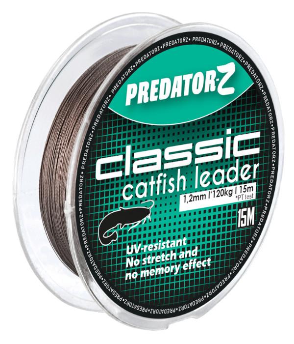 Predator-Z Classic Catfish Leader Line, 1,20mm, 120kg, 15m