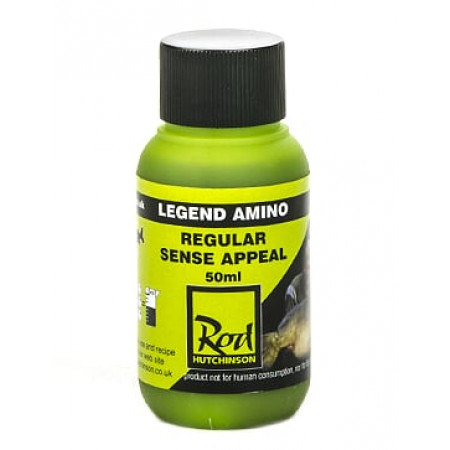 Rod Hutchinson Legend Liquid Additive 50ml (keuze uit meerdere opties) - Regular Sense Appeal