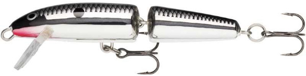 Rapala Jointed Floating 7cm - Chrome