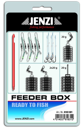 Jenzi Complete Feeder Box