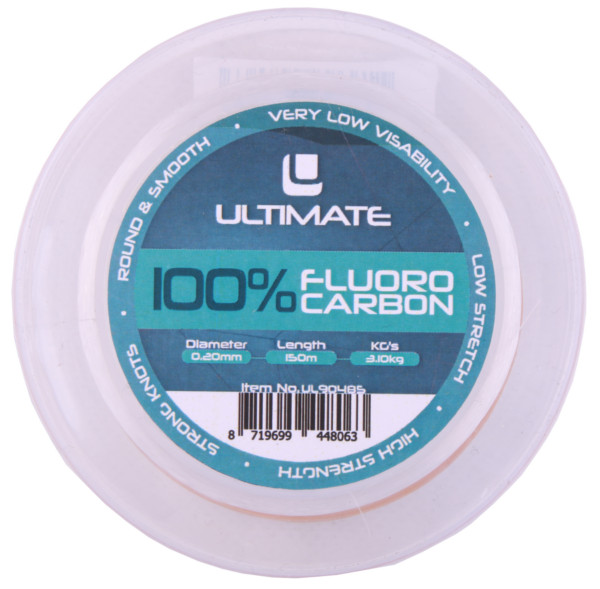 Ultimate 100% Fluoro Carbon, 150m