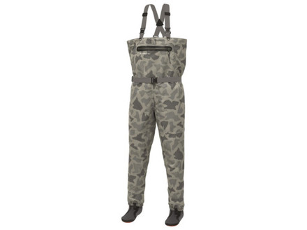 Kinetic DryGaiter Breathable Wader Stocking Foot Camo