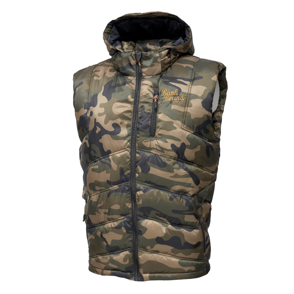 Prologic Bank Bound Camo Thermo Vest (meerdere maten)