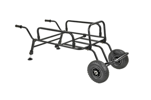 Carp Zoom Double Wheel Trolley