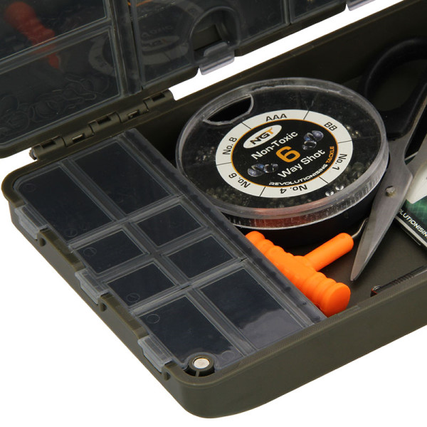 NGT Terminal Tackle XPR Box System