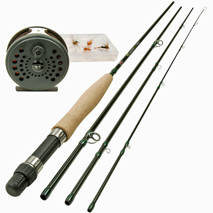 DAM Forrester Fly - Allround Fly Fishing Kit