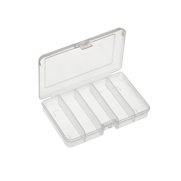 Panaro Polypropylene Tackle Box (keuze uit 6 opties) - 5 compartimenten