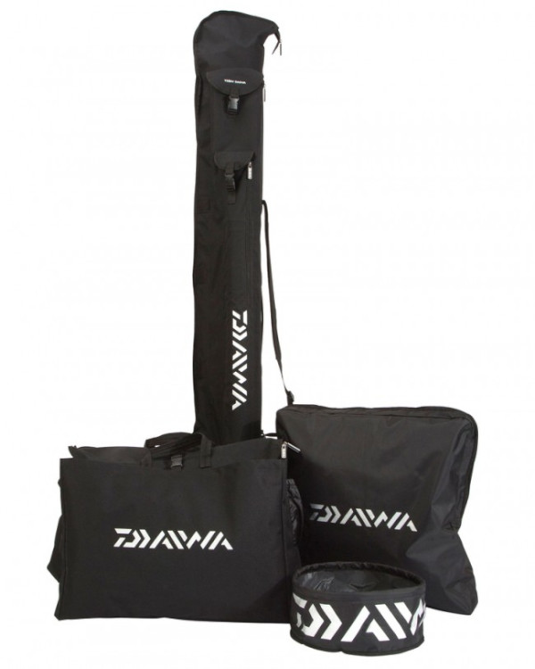 Daiwa Boxed Luggage Set (5-delig)