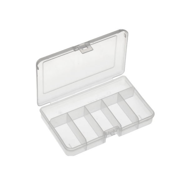 Panaro Polypropylene Tackle Box (keuze uit 6 opties) - 6 compartimenten