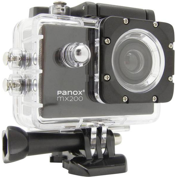 Panox MX-200 HD waterdichte actioncam