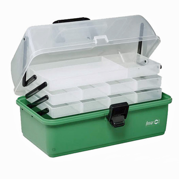 Sensas Fishing Box (keuze uit 2 varianten) - 3 Trays