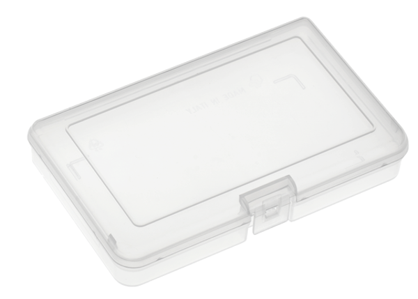 Panaro 102 Tacklebox 91x66x21mm (keuze uit 1, 4 of 6 compartimenten) - 1 Compartiment