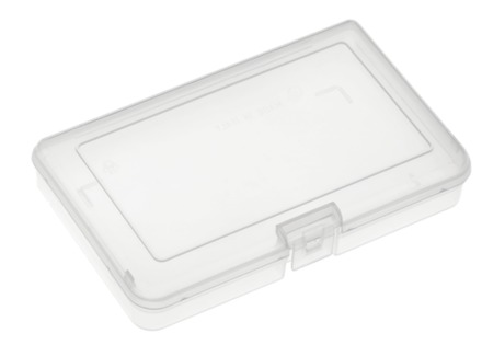 Panaro 102 Tacklebox 91x66x21mm (keuze uit 1, 4 of 6 compartimenten)