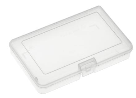 Panaro 102 Tacklebox 91x66x21mm (keuze uit 1, 4 of 6 compartimenten)