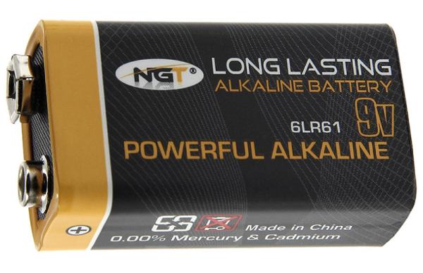 NGT Batterijen (keuze uit 3 opties)