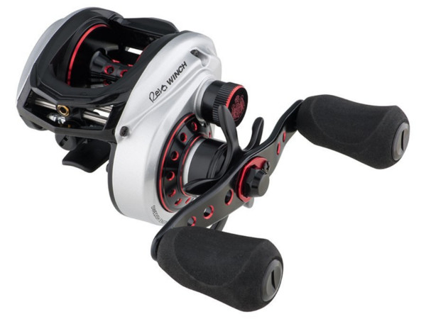 Abu garcia revo x winch left lp gratis 150m ultimate pro 8 braid