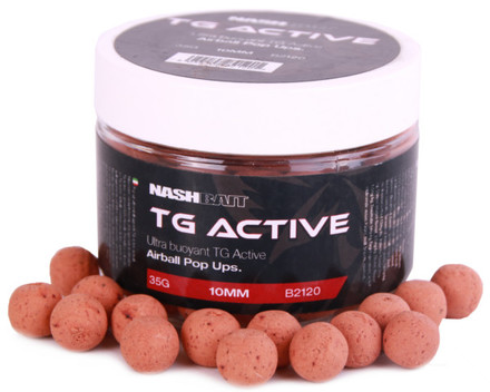Nash bait Airball Popups 10mm - TG Active