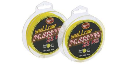 WFT Plasma Braid 100m + NGT Braid Schaartje (keuze uit 12 opties)